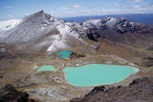 Enjoy the Tongariro trekking, New Zealand. 100 things to do before you die. My bucket list