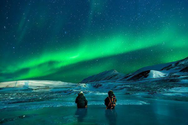 Aurora Boreal, Alaska. 100 Cosas que hacer antes de morir