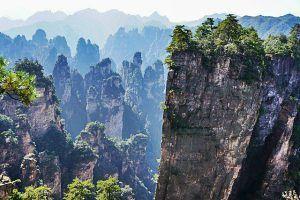 Monte Tianzi, China. 100 cosas que hacer antes de morir, Ultimate Wild Trip