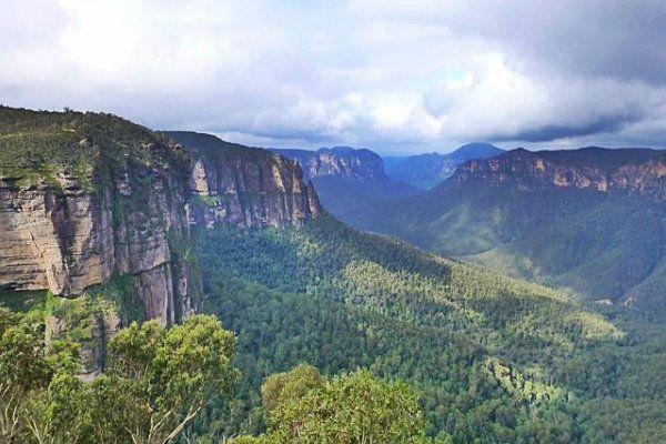Blue Mountains. Que ver en Australia y las mejores cosas que hacer en Australia