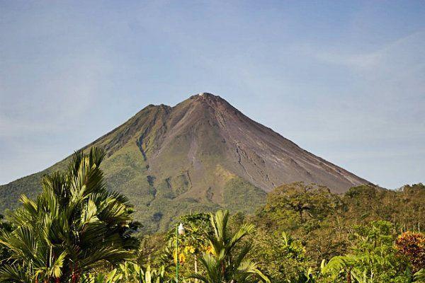 Volcán Arenal. Que ver en Costa Rica