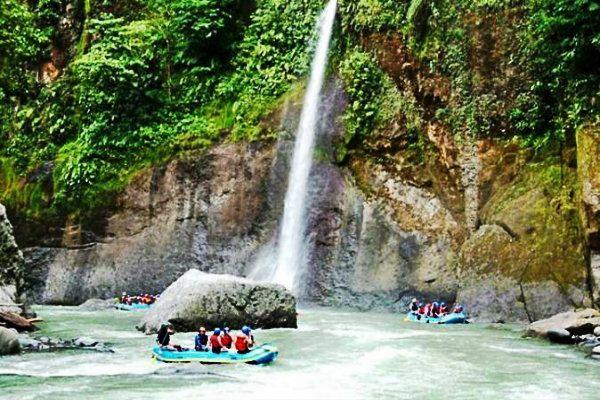 Río Pacuare. Que ver en Costa Rica