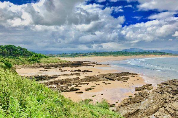 Playas de los Tranquilos. Mejores playas del Cantabrico