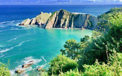 Las mejores playas del Cantabrico y del norte de España