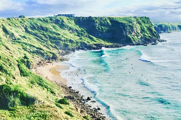 Playa de los Locos. Mejores playas del Cantabrico