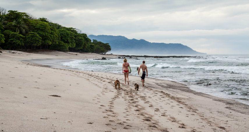 1.2.Tesoros más codiciados de Costa Rica: 25 días. Playa Santa Teresa