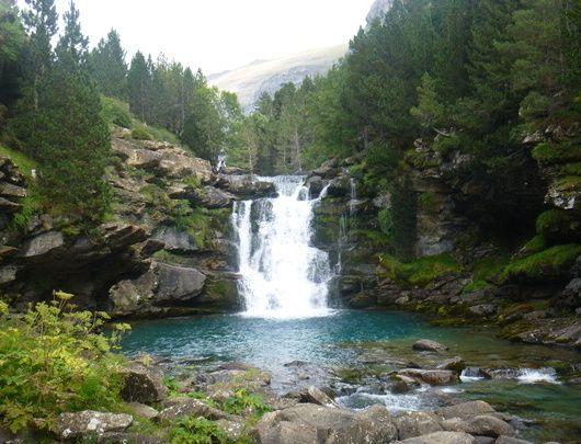 Cascadas de Ordesa. Viajes por Aragón