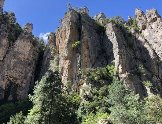 Parrizal de Beceite. Viajes por Aragón