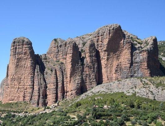 Mallos de Riglos. Viajes por Aragón