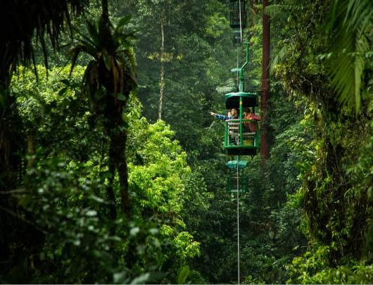 1.2.1 Viajes de lujo a Costa Rica