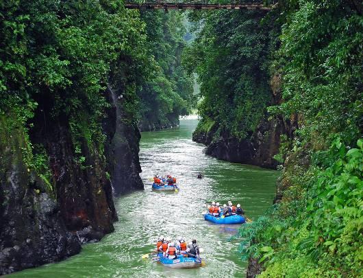 2.3.1. Viajes de lujo a Costa Rica